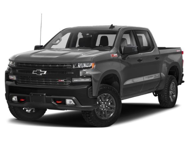 "2021 Chevrolet Silverado 1500 LT Trail Boss 4WD Crew Cab 157"" LT Trail Boss Gas V8 6.2L/376 [6]"