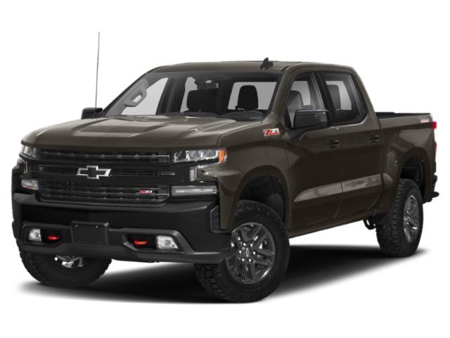 "2021 Chevrolet Silverado 1500 LT Trail Boss 4WD Crew Cab 157"" LT Trail Boss Gas V8 5.3L/325 [3]"