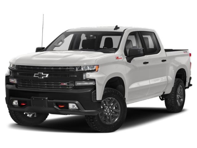 "2021 Chevrolet Silverado 1500 4WD Crew Cab 147"" LT Trail Boss Gas V8 5.3L/325 [5]"