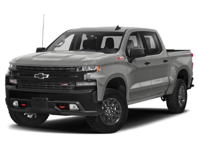 2021 Chevrolet Silverado 1500 LT Trail Boss 4WD Crew Cab 147″ LT Trail Boss Gas V8 5.3L/325 [17]