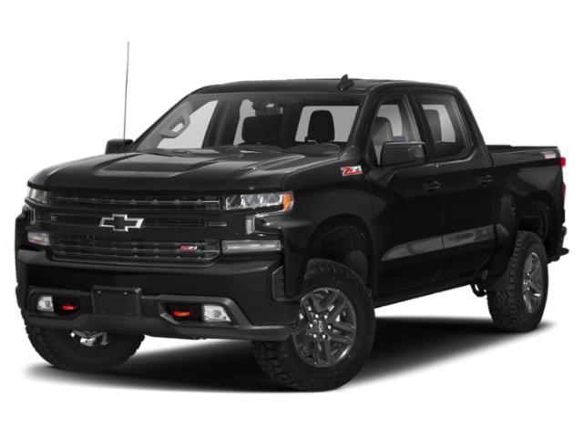 "2021 Chevrolet Silverado 1500 4WD Crew Cab 147"" LT Trail Boss Gas V8 5.3L/325 [4]"
