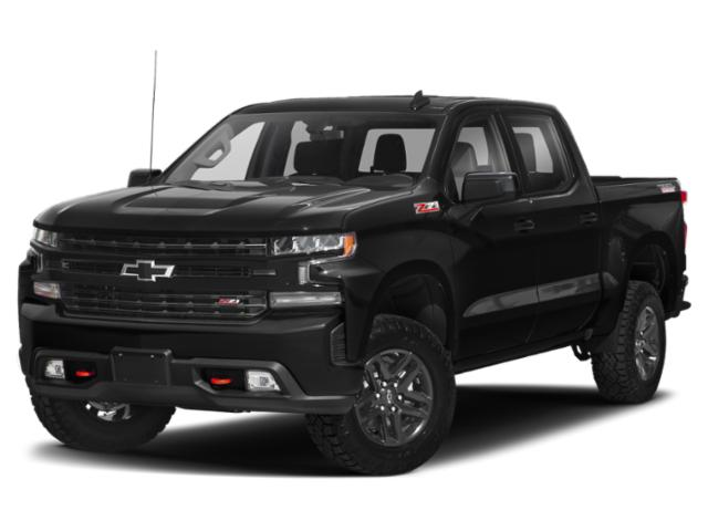 "2021 Chevrolet Silverado 1500 LT Trail Boss 4WD Crew Cab 147"" LT Trail Boss Gas V8 6.2L/376 [2]"