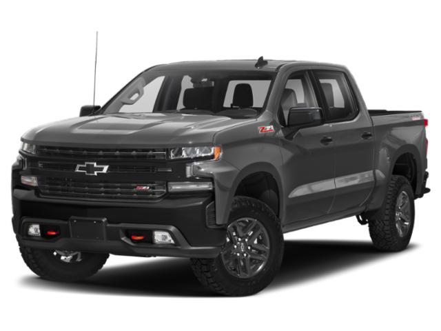 "2021 Chevrolet Silverado 1500 LT Trail Boss 4WD Crew Cab 147"" LT Trail Boss Gas V8 5.3L/325 [2]"