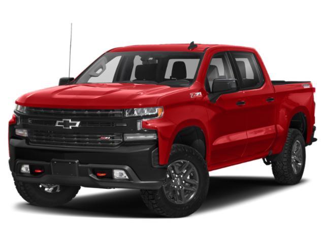 2021 Chevrolet Silverado 1500 LT Trail Boss 4WD Crew Cab 147″ LT Trail Boss Gas V8 5.3L/325 [8]