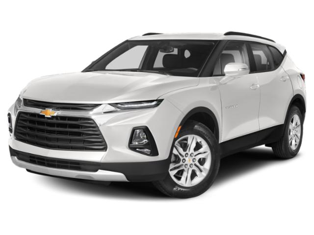 2021 Chevrolet Blazer LT AWD 4dr LT Turbocharged Gas I4 2.0L/ [0]