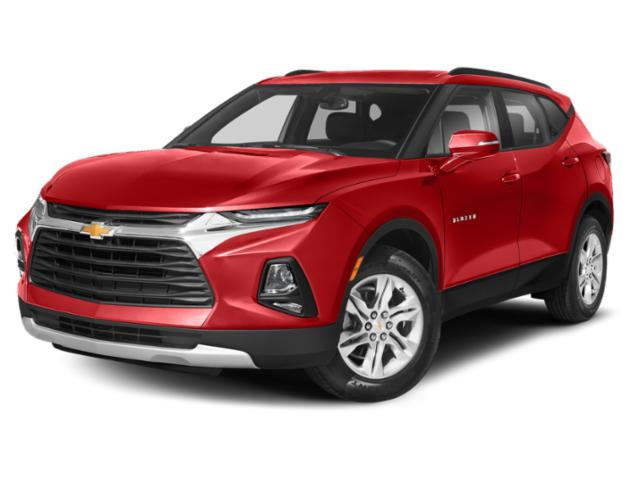 "2021 Chevrolet Blazer RS | Sunroof | 21"" Gloss Black Wheels 