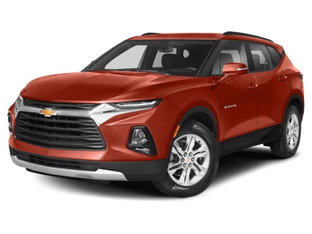 2021 Chevrolet Blazer LT Heated Seats/Dual Climate AWD 4dr LT Turbocharged Gas I4 2.0L/ [6]
