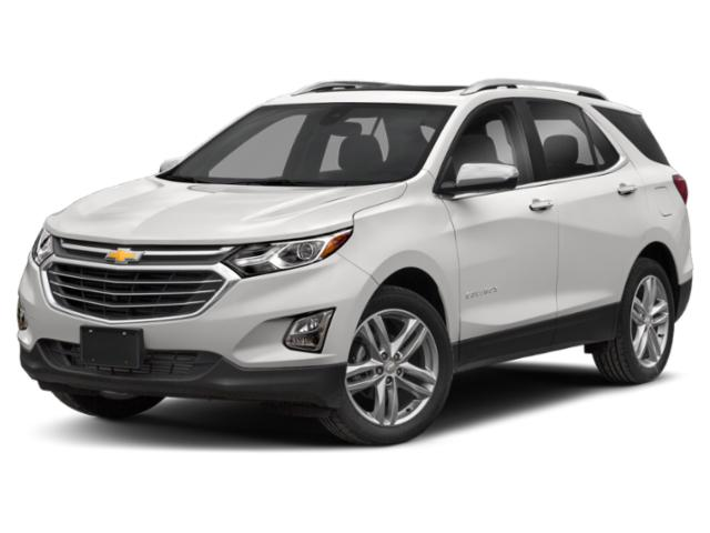 2021 Chevrolet Equinox Premier Htd 1st/2nd Row Adaptive Cruise AWD 4dr Premier Turbocharged Gas I4 1.5L/92 [0]