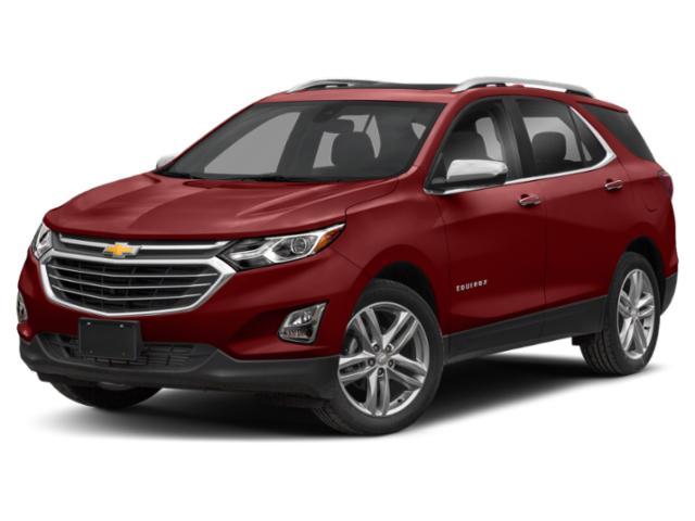2021 Chevrolet Equinox Premier AWD 4dr Premier Turbocharged Gas I4 1.5L/92 [1]