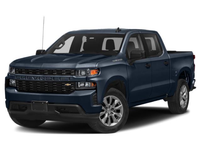 "2021 Chevrolet Silverado 1500 Custom 4WD Crew Cab 157"" Custom Gas V8 5.3L/325 [4]"