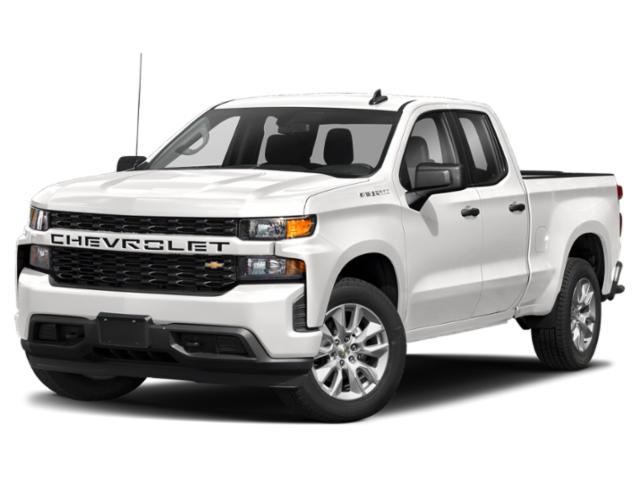 "2021 Chevrolet Silverado 1500-INCOIMG RESERVE NOW!! 4WD Crew Cab 147"" Custom Turbocharged Gas I4 2.7L/166 [14]"