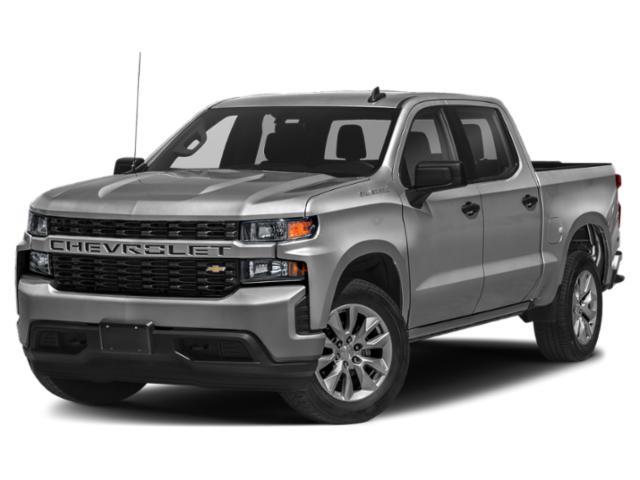"2021 Chevrolet Silverado 1500-INCOIMG RESERVE NOW!! 4WD Crew Cab 147"" Custom Turbocharged Gas I4 2.7L/166 [12]"