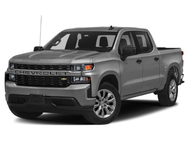 2021 Chevrolet Silverado 1500 Silverado Custom 4WD Crew Cab 157″ Custom Gas V8 5.3L/325 [6]