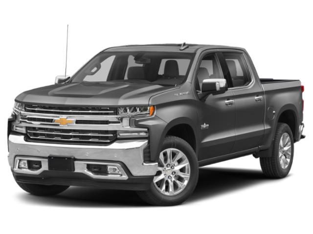 "2021 Chevrolet Silverado 1500 Custom 4WD Crew Cab 147"" Custom Gas V8 5.3L/325 [3]"