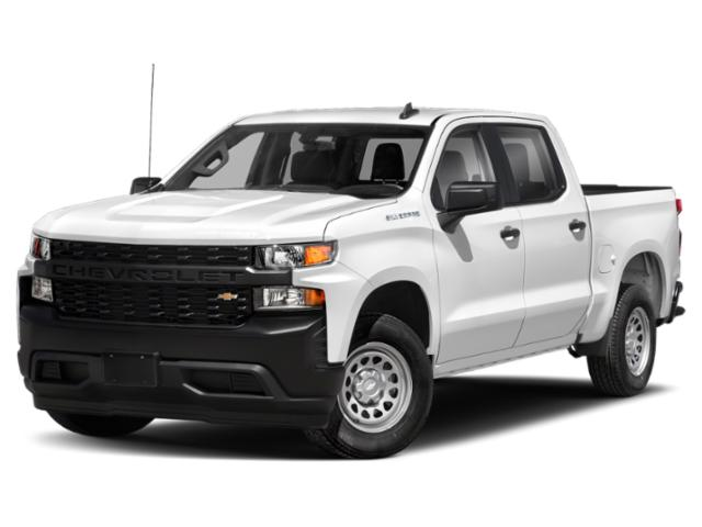 2021 Chevrolet Silverado 1500 | Trailering Package | Trailer Brake Controller | 4WD Crew Cab 157″ Work Truck Gas V8 5.3L/325 [1]