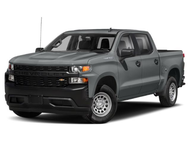 "2021 Chevrolet Silverado 1500 Work Truck 4WD Crew Cab 157"" Work Truck Gas V8 5.3L/325 [4]"