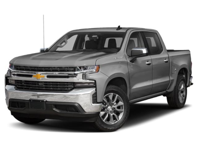 2021 Chevrolet Silverado 1500 LT | Heated Front Seats | Chrome Running Boards | 4WD Crew Cab 157″ LT Gas V8 5.3L/325 [0]