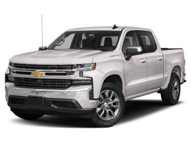 "2021 Chevrolet Silverado 1500 RST 4WD Crew Cab 147"" RST Gas V8 5.3L/325 [12]"