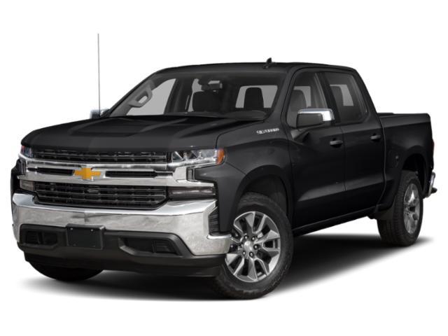 "2021 Chevrolet Silverado 1500 RST Heated Seats/Dual Climate/Heated Wheel 4WD Crew Cab 147"" RST Gas V8 5.3L/325 [11]"