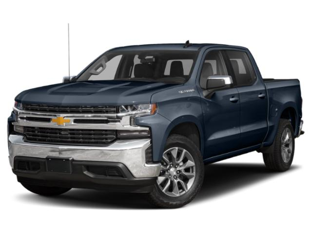 2021 Chevrolet Silverado 1500 High Country 4WD Crew Cab 147″ High Country Turbocharged Diesel I6 3.0L/183 [1]