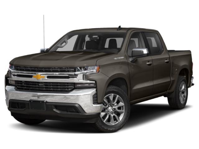 2021 Chevrolet Silverado 1500 LT 4WD Crew Cab 157″ LT Turbocharged Gas I4 2.7L/166 [1]