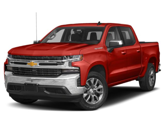 "2021 Chevrolet Silverado 1500 RST 4WD Crew Cab 147"" RST Gas V8 5.3L/325 [4]"
