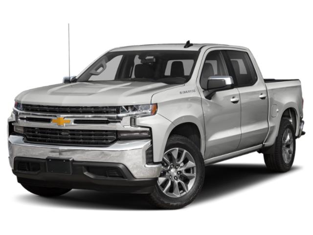 2021 Chevrolet Silverado 1500 RST 4WD Crew Cab 147″ RST Gas V8 5.3L/325 [1]