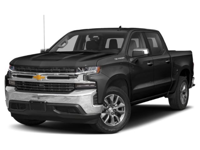 """2021 Chevrolet Silverado 1500 Custom Trail Boss 4WD Crew Cab 147"""" Custom Trail Boss Gas V8 5.3L/325 [17]"""