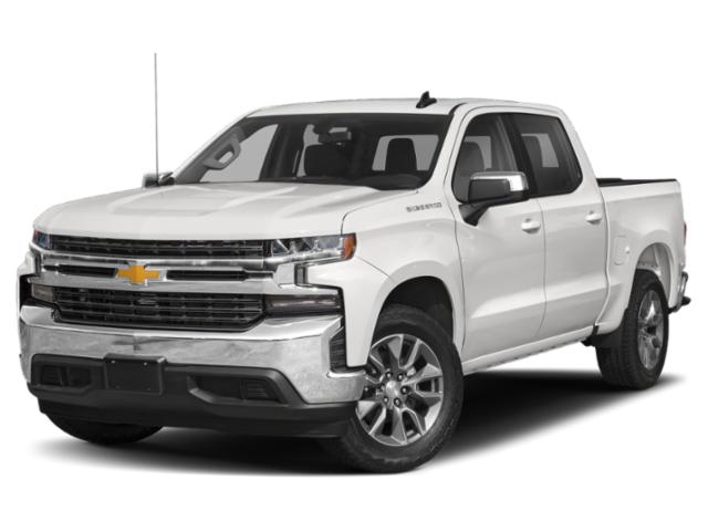 "2021 Chevrolet Silverado 1500 LT 4WD Crew Cab 157"" LT Gas V8 5.3L/325 [1]"