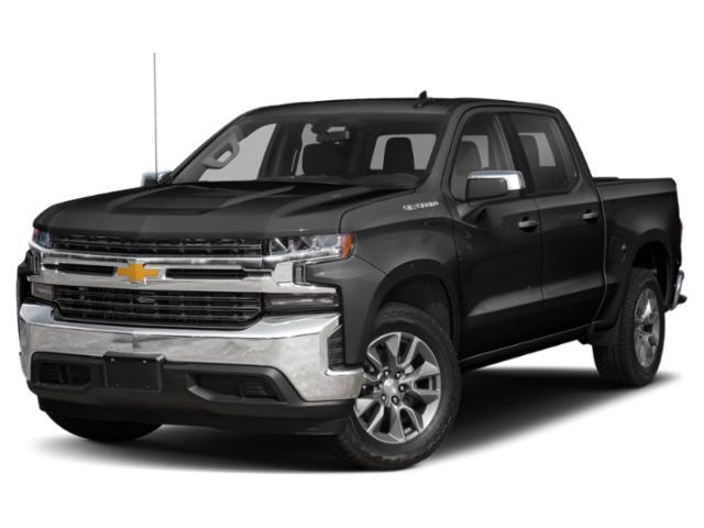 """2021 Chevrolet Silverado 1500 RST 4WD Crew Cab 147"""" RST Turbocharged Diesel I6 3.0L/183 [7]"""