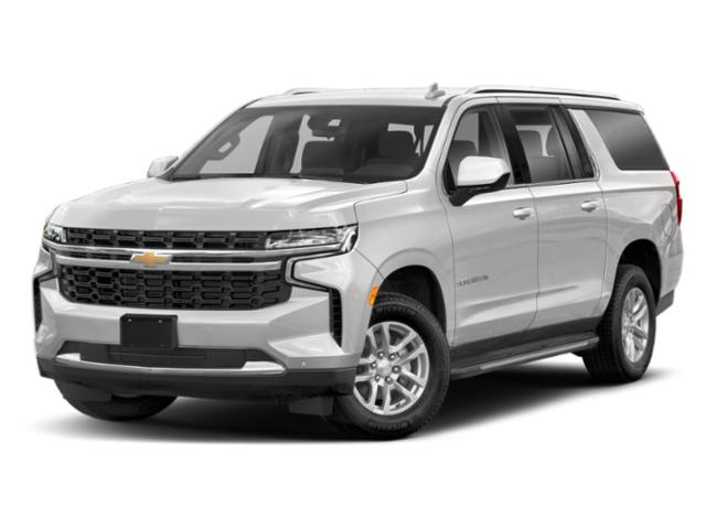 2021 Chevrolet Suburban LT 4WD 4dr LT Turbocharged Diesel I6 6.2./ [1]
