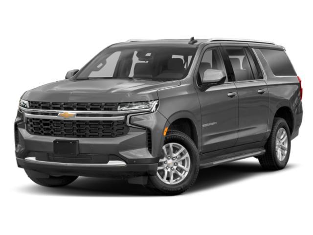 2021 Chevrolet Suburban RST 4WD w/3.0L Diesel 4WD 4dr RST 3.0L Turbo Diesel Inline 6 [0]