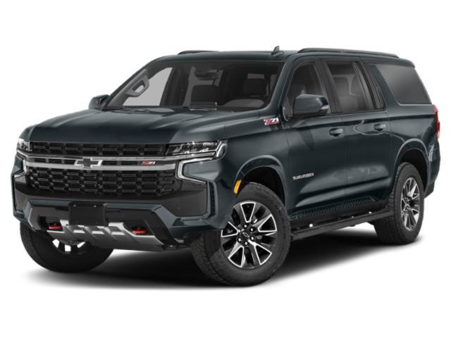 2021 Chevrolet Suburban Z71 4WD 4dr Z71 Gas V8 5.3L/ [9]