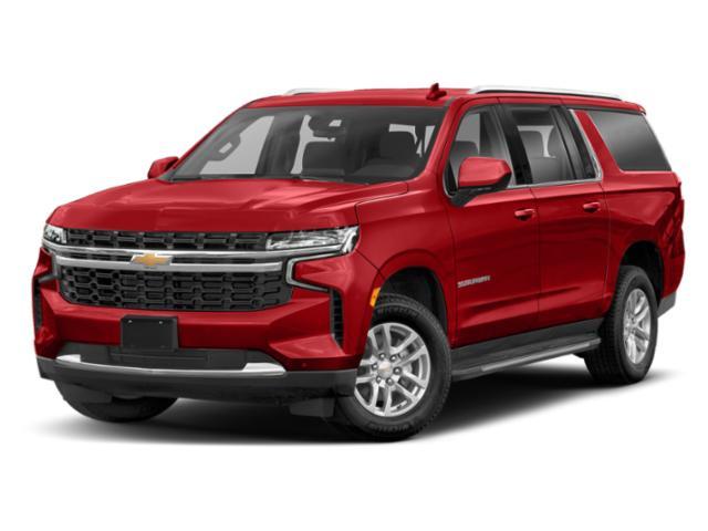 2021 Chevrolet Suburban LT DIESEL/ HEATED LEATHER/ REAR PARK ASSIST/ REMOTE START 4WD 4dr LT Turbocharged Diesel I6 6.2./ [19]