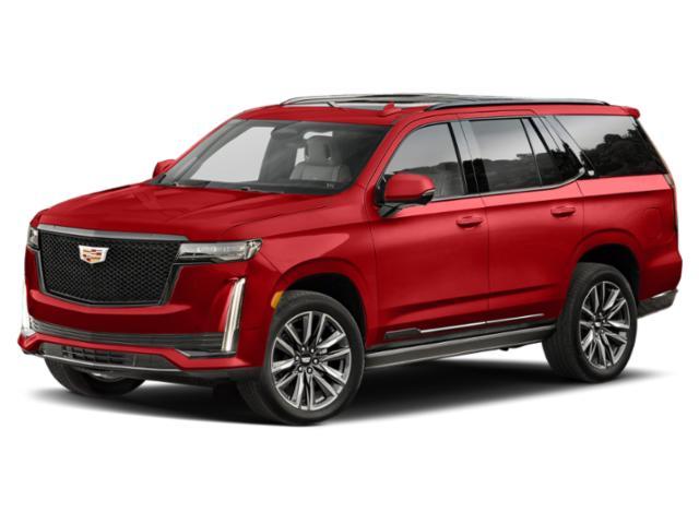2021 Cadillac Escalade Premium Luxury Platinum 4WD 4dr Premium Luxury Platinum Gas V8 6.2L/376 [0]