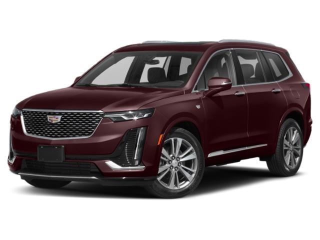2021 Cadillac XT6 Premium Luxury AWD w/7 Passenger Seating AWD 4dr Premium Luxury 3.6L V6 [2]