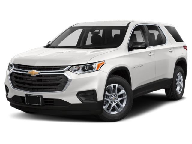 2021 Chevrolet Traverse LS AWD 4dr LS w/1LS Gas V6 3.6L/ [2]