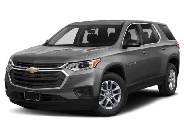 2021 Chevrolet Traverse LS AWD 4dr LS w/1LS Gas V6 3.6L/ [4]