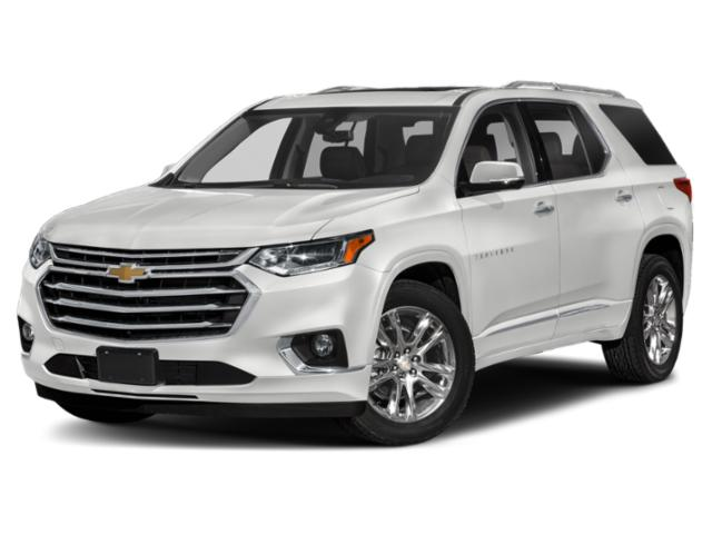 2021 Chevrolet Traverse High Country | Sunroof | Heated/Cooled Seats | AWD 4dr High Country Gas V6 3.6L/ [11]