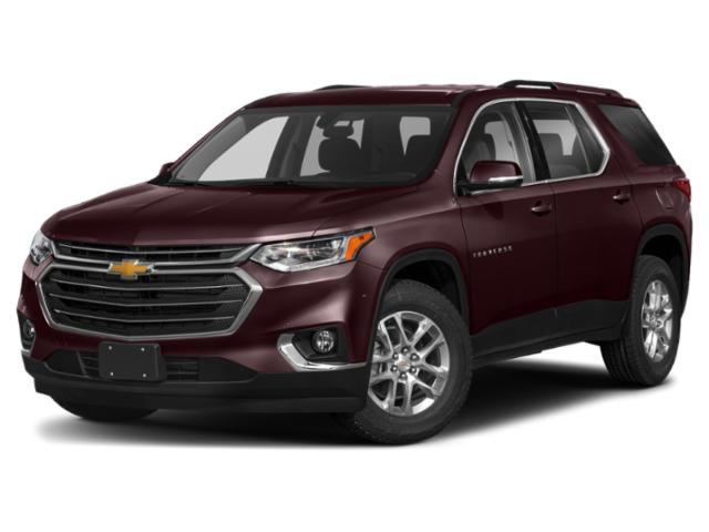 2021 Chevrolet Traverse LT Cloth AWD 4dr LT Cloth w/1LT Gas V6 3.6L/ [12]