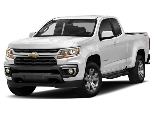 """2021 Chevrolet Colorado 4WD LT 4WD Ext Cab 128"""" LT Gas I4 2.5L/ [0]"""