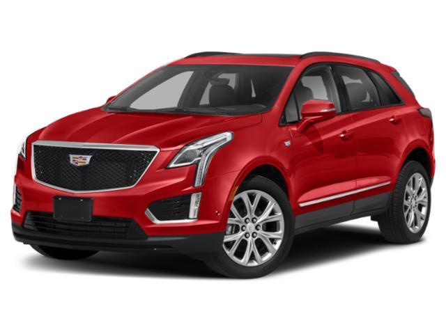 2021 Cadillac XT5 Sport AWD AWD 4dr Sport 3.6L V6 [4]