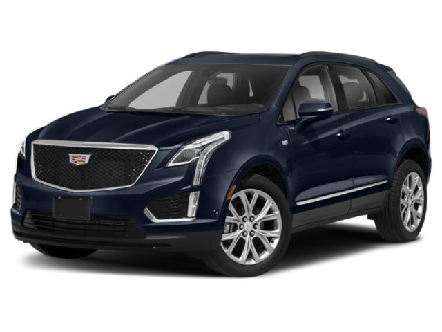 2021 Cadillac XT5 AWD Sport AWD 4dr Sport Gas V6 3.6L/222 [1]