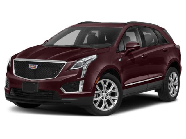 2021 Cadillac XT5 AWD Sport AWD 4dr Sport Gas V6 3.6L/222 [10]