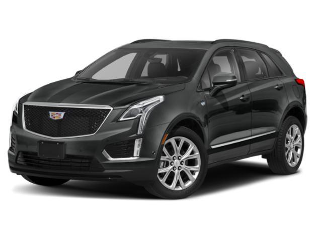 2021 Cadillac XT5 AWD Sport AWD 4dr Sport Gas V6 3.6L/222 [3]