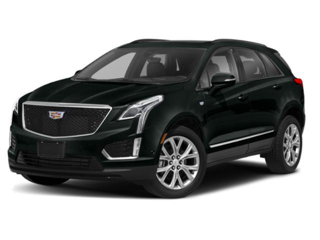 2021 Cadillac XT5 Sport AWD 4dr Sport Gas V6 3.6L/222 [17]