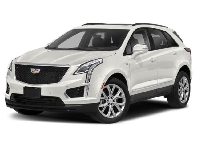 2021 Cadillac XT5 AWD Sport AWD 4dr Sport Gas V6 3.6L/222 [12]