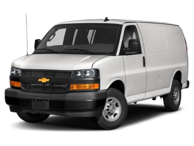 2021 Chevrolet Express Cargo Van 3/4T CARGO 2500 RWD 2500 135″ Gas V6 4.3L/ [0]