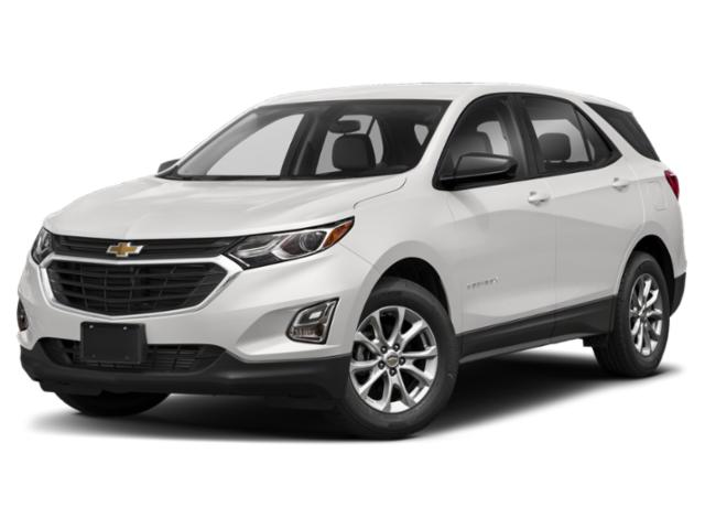 2021 Chevrolet Equinox LS AWD 4dr LS w/1LS Turbocharged Gas I4 1.5L/92 [1]