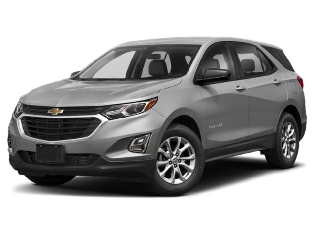 2021 Chevrolet Equinox LS AWD 4dr LS w/1LS Turbocharged Gas I4 1.5L/92 [9]